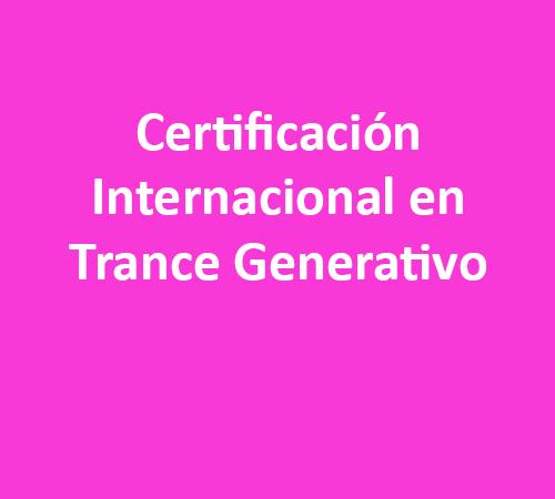 Certificación Internacional en Coaching Generativo